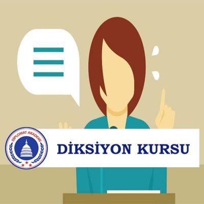 Diksiyon Kursu Ankara