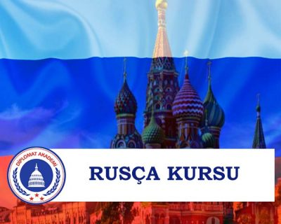 Rusça Kursu Ankara